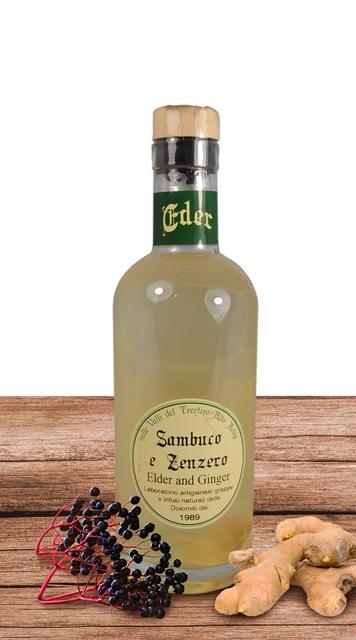 SAMBUCO E  ZENZERO CC.500