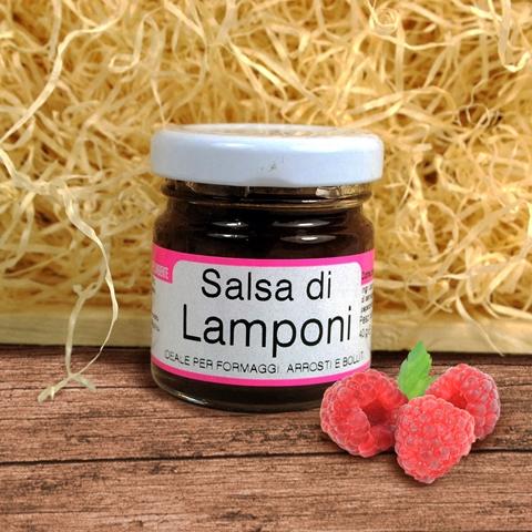 SALSA PICC. LAMPONI