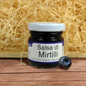 SALSA PICC. MIRTILLO